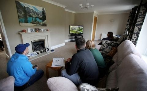 Virtual Grand National was a strange success - pound for pound, perhaps the best value sporting TV of all time