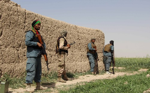 Taliban ambush kills American photojournalist and translator in Afghanistan