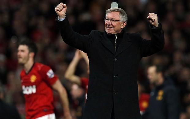 Manchester United's Premier League title triumph was fuelled by Alex Ferguson's desire to get revenge on City