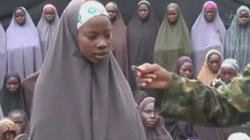 Don't be fooled by Boko Haram's video - the abducted Chibok schoolgirls are going nowhere