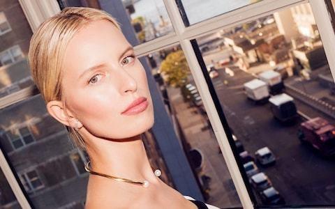 Supermodel Karolína Kukova on private jets, James Dean's Porsche and the power of an Azzedine Alaia dress