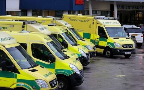O2 and Samsung to work on 5G connected ambulances for NHS