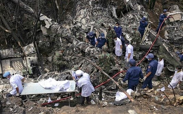 Laos defence chief killed in plane crash