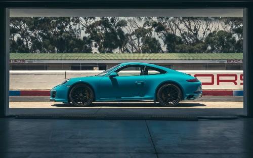 2017 Porsche 911 GTS – in pictures
