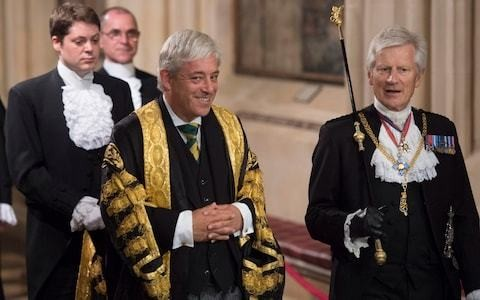 Why is Labour dragging itself through the mud to reward John Bercow?