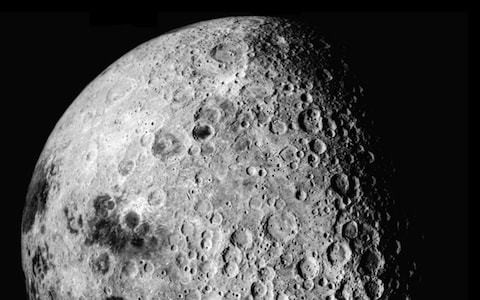 Life may have existed on the Moon four billion years ago