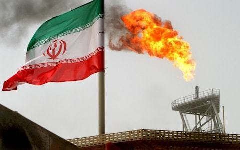 China's $400bn oil deal with Iran is a major step in the cold war that could derail trade talks