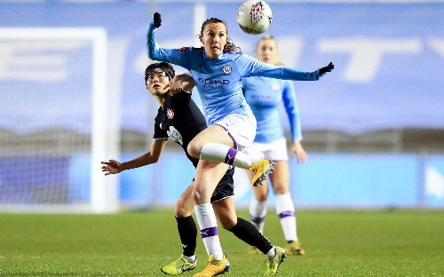 Women's Super League round-up: Manchester City maintain narrow lead at top of WSL table
