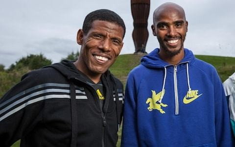 Mo Farah's war of words with Haile Gebrselassie Q&A: How is Ethiopian great involved in bizarre bitter row?