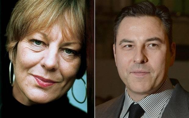 David Walliams: Sue Townsend, my hero