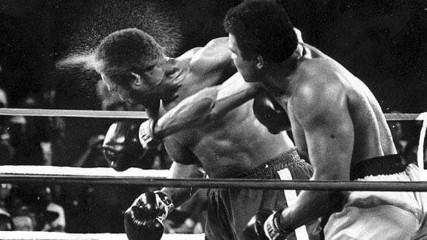 Watch: Muhammad Ali's five best knockouts