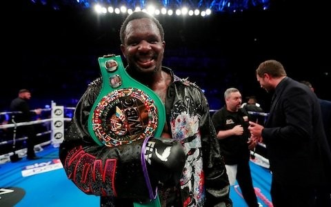 Dillian Whyte reveals motivation behind Oscar Rivas victory: 'I'm always written off - even my promoter said I'd get knocked out'