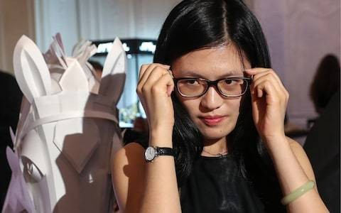 'Queen of chess' says it's hard to imagine women competing at same level as men