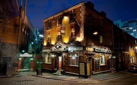 The Salisbury, Manchester, pub review