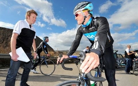 Rod Ellingworth looking for McLaren brand to help him create magic at Bahrain-Merida as cycling world looks on with interest