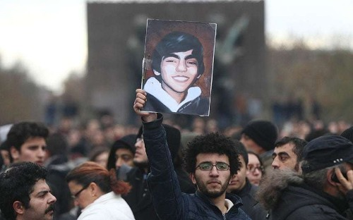 In pictures: Teenager's death sparks riots in Turkish cities - Telegraph
