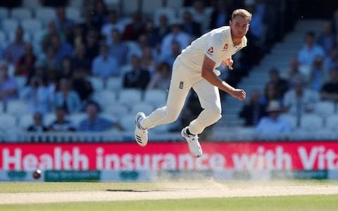 Stuart Broad older, wiser and well worth all the plaudits after a fine Ashes series