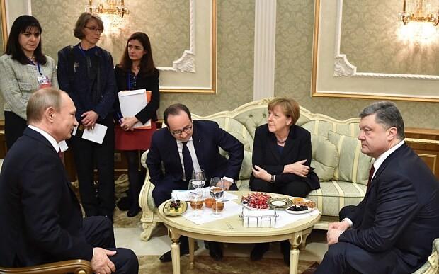 Ukraine unveils draft bills on rebel autonomy in line with Minsk ceasefire