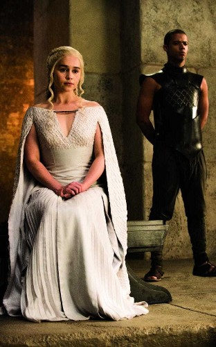 The secret Daenerys wears under every dress: secrets from the Game Of Thrones costume director