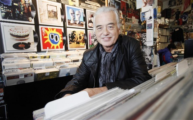 Jimmy Page: 'We knew that no band had ever sounded like Led Zeppelin'