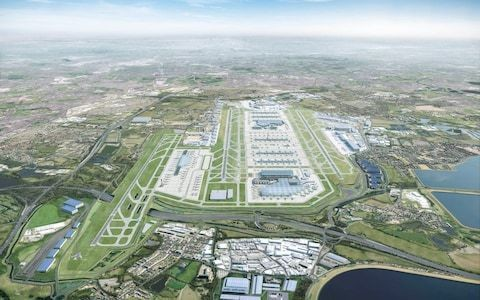 Billionaire hotel tycoon hails 'game-changer' moment in quest to build Heathrow third runway