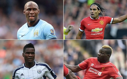 Premier League transfer duds: £181.5m spent on 15 players = 34 starts, 2 goals and one own goal - Telegraph