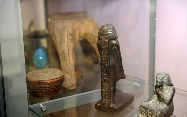 On the trail of Manchester Museum's moving Egyptian mummy