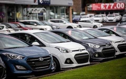 New-car purchases approach financial crisis lows