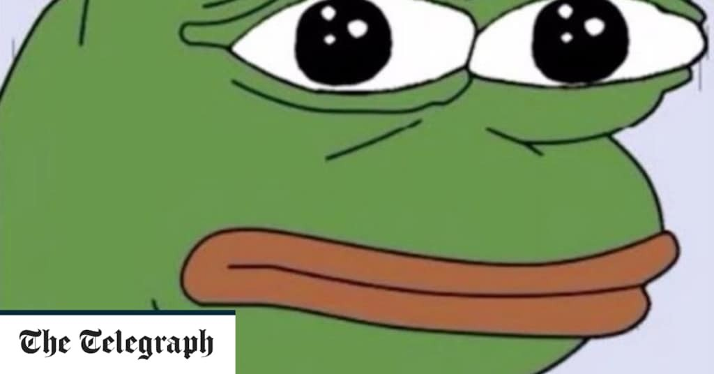 Pepe the Frog: how a mild-mannered cartoonist accidentally created an alt-Right hate symbol