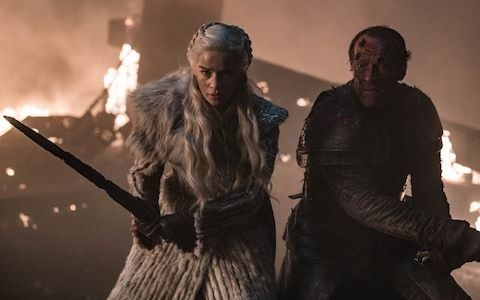 Final Game of Thrones episode scrapped in China amid US trade tensions