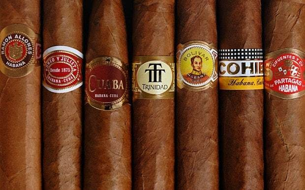 US ban on Cuban cigars comes to an end as Barack Obama's détente with Cuba begins