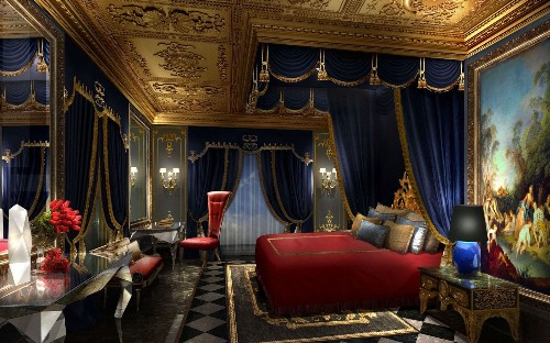 Going for gold: the world's most outrageously bling-tastic hotels