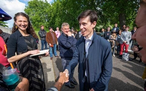 'We need to reach out to you' Rory Stewart personally asks Nigel Farage for a deal with the Brexit Party