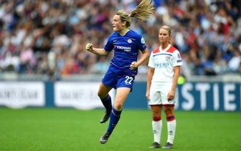 We can go on and win the Champions League: Chelsea manager Emma Hayes after narrow Lyon defeat