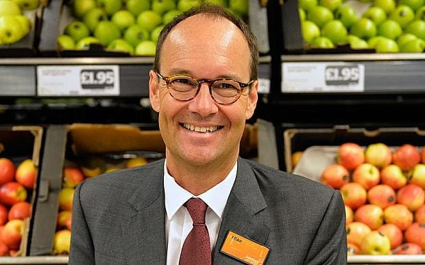 Sainsbury's chief executive Mike Coupe sentenced to jail in Egypt
