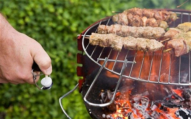 How beer with your BBQ could save your life