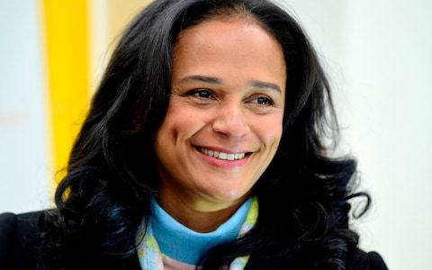 Africa's richest woman accused of corruption and siphoning off state assets