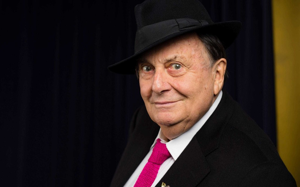 My Splendid Isolation: Barry Humphries – 'I'm after a lamb's head to grow my wisteria'