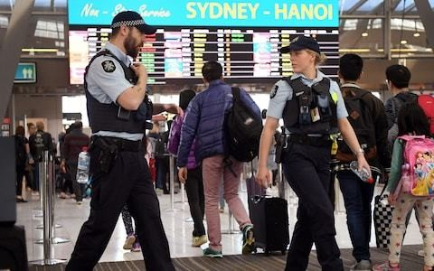 Australian man tried to blow up Etihad flight with bomb hidden in meat grinder