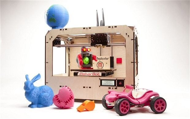3D printing could save US households $2,000 a year