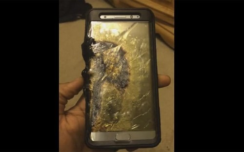 Samsung's new 'safe' Galaxy Note 7 phones are overheating and exploding, say customers