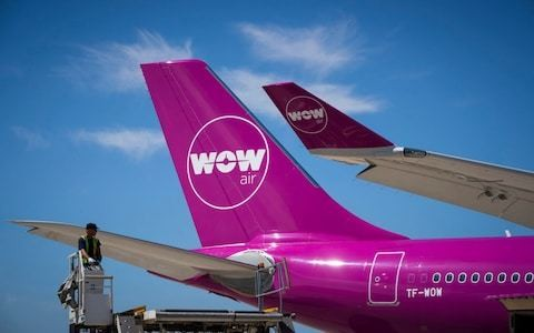 'It's cowboys meets Vikings': WOW air revived by American heiress – but will it work this time around?