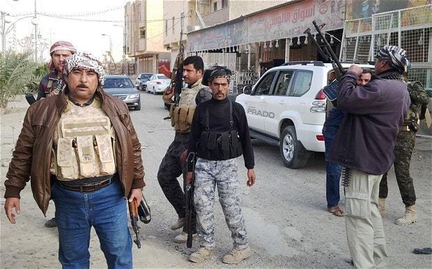 US fears over Al-Qaeda takeover of key Iraqi cities