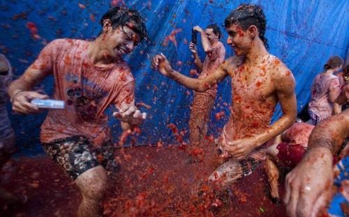 August's weirdest festivals - Telegraph