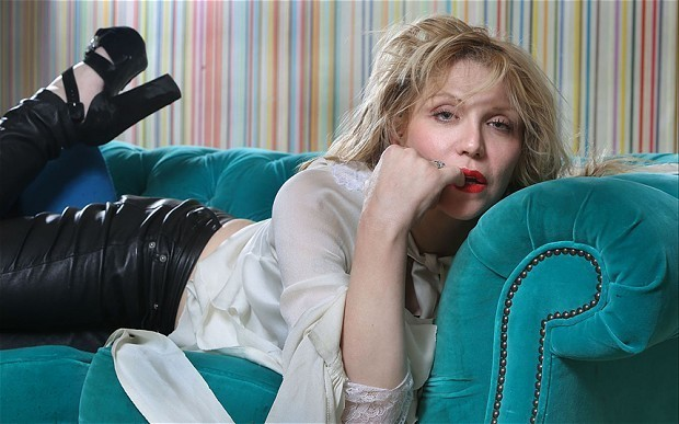 Courtney Love interview: 'There will be no jazz hands on Smells Like Teen Spirit'