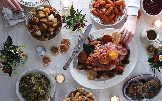 Countdown to a perfect festive lunch