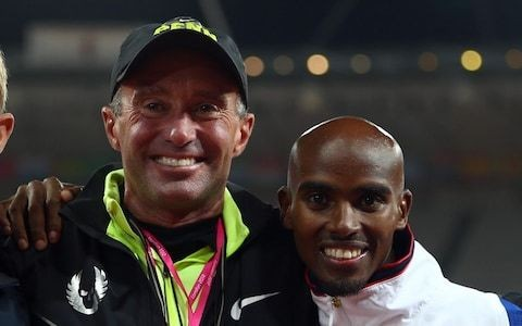 UK Athletics announce review of botched decision to allow Mo Farah to remain with Alberto Salazar