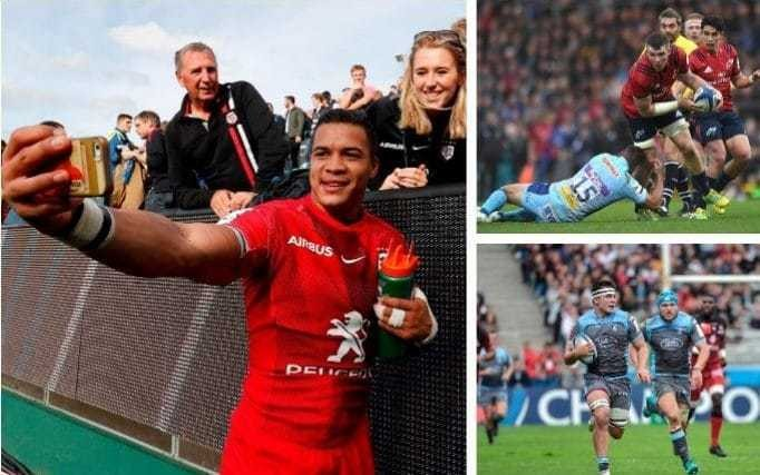 Heineken Champions Cup team of the weekend: Who shone in round one?