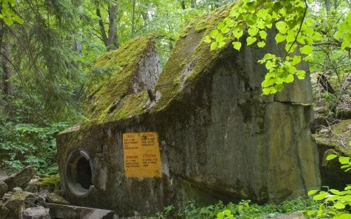 Hitler suicide bunker to be recreated