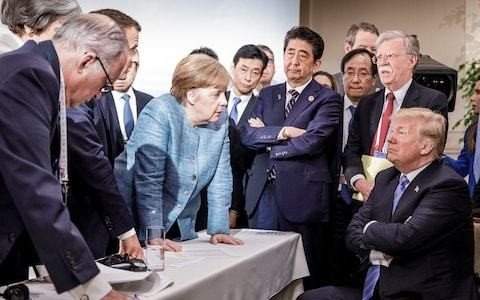 As G7 leaders gather in Biarritz, the group is more divided than at anytime in its 45 year history